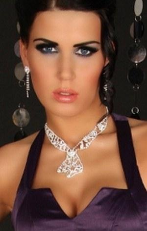 Necklace & Earrings Rf80733