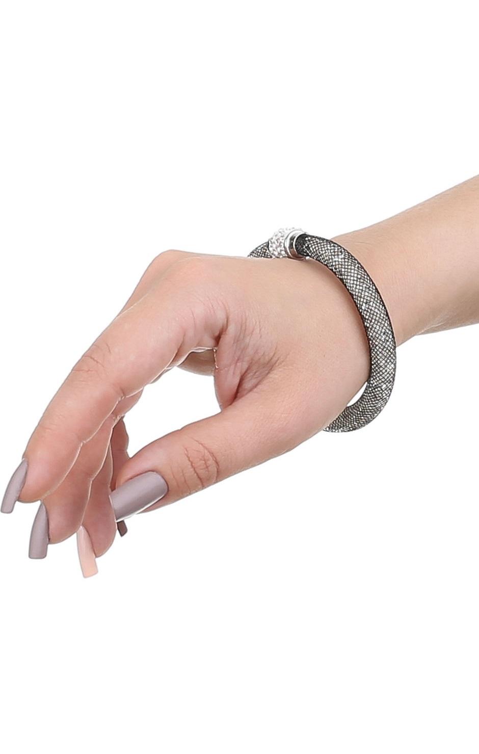 Pleasures Bracelet Black
