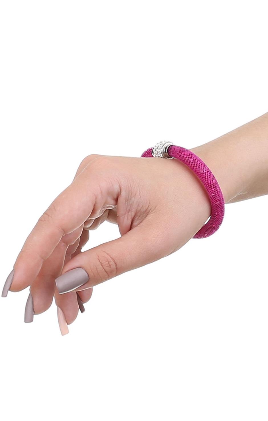 Pleasures Bracelet Pink