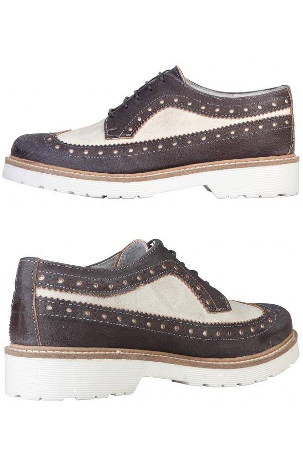 Ana Lublin Urban Shoes Fabiana Black Rf600179
