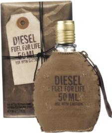 Diesel Fuel Life EDT Homme 50ml