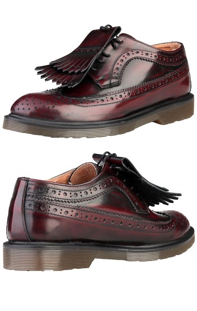 Ana Lublin Urban Shoes Hilda Bordeaux Rf600180