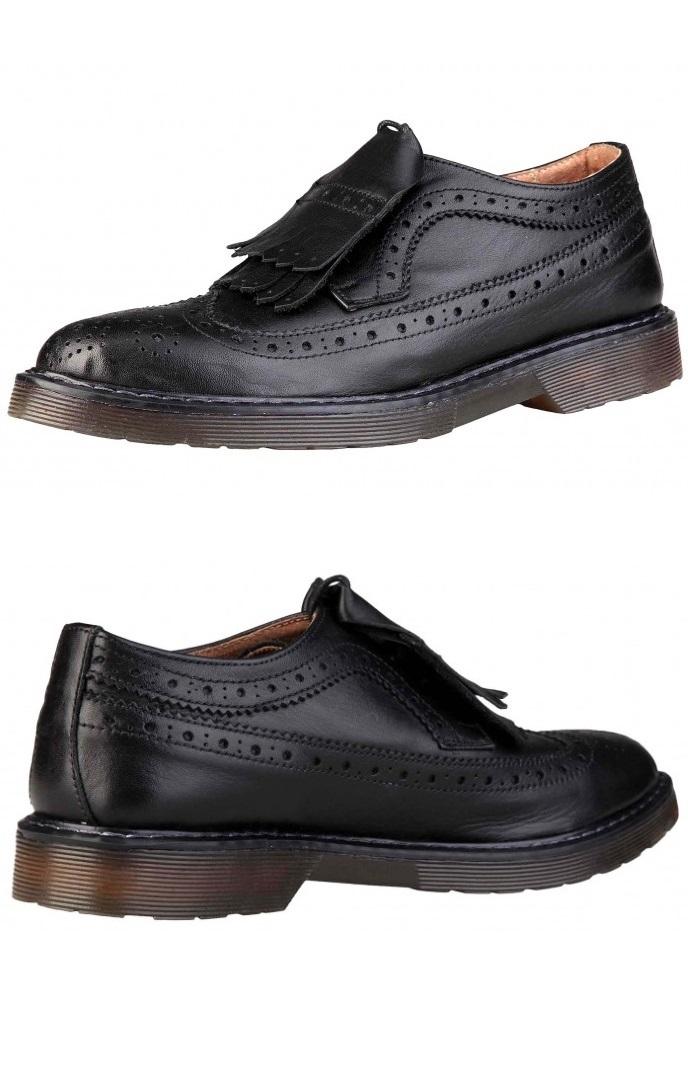 Ana Lublin Urban Shoes Hilda Nero Rf600180