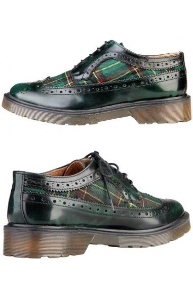 Ana Lublin Urban Shoes Margareta Verde Rf600185