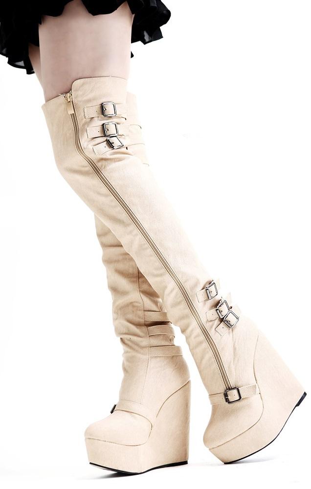 Pleasures Boots Rf902562