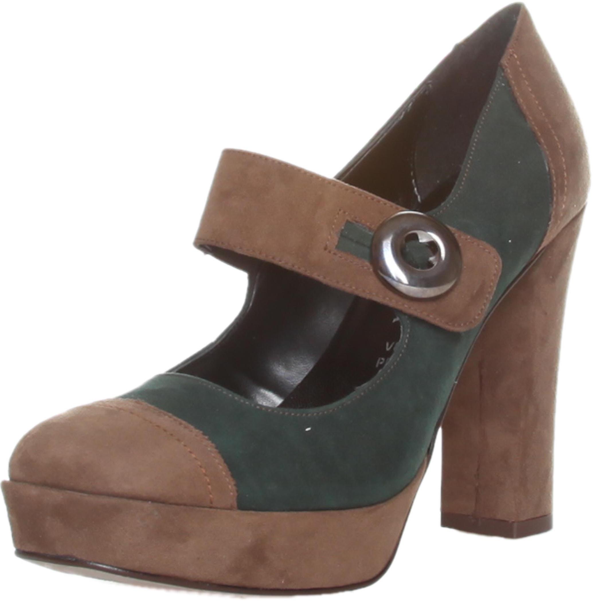 Made in Italia Shoes Camoscio Verde Rf600207