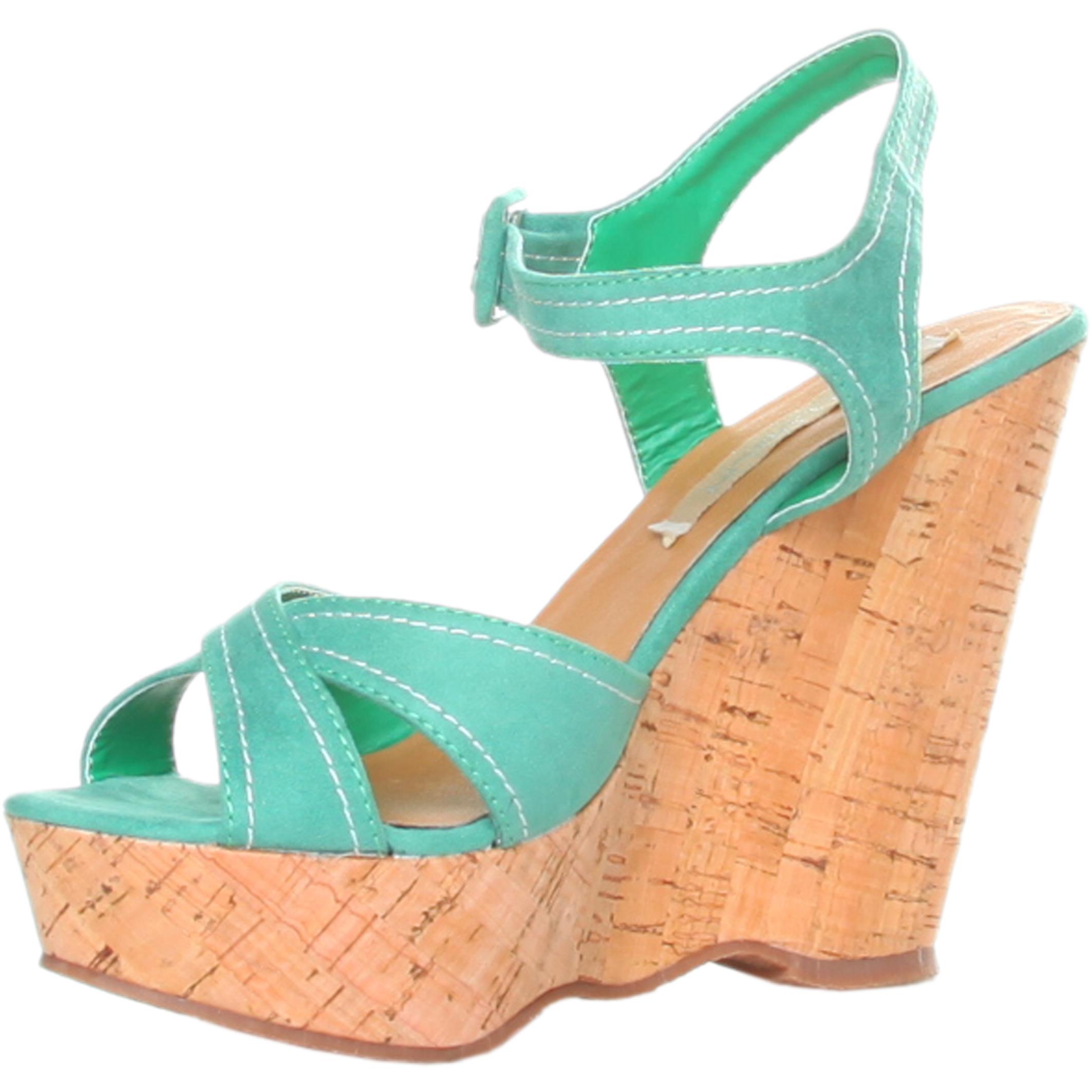 Ana Lublin Sandals Verde Rf600349