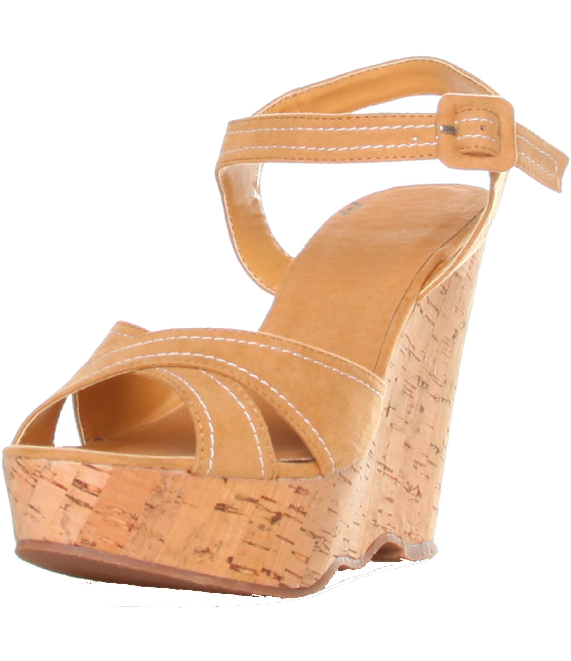 Ana Lublin Sandals Camel Rf600349