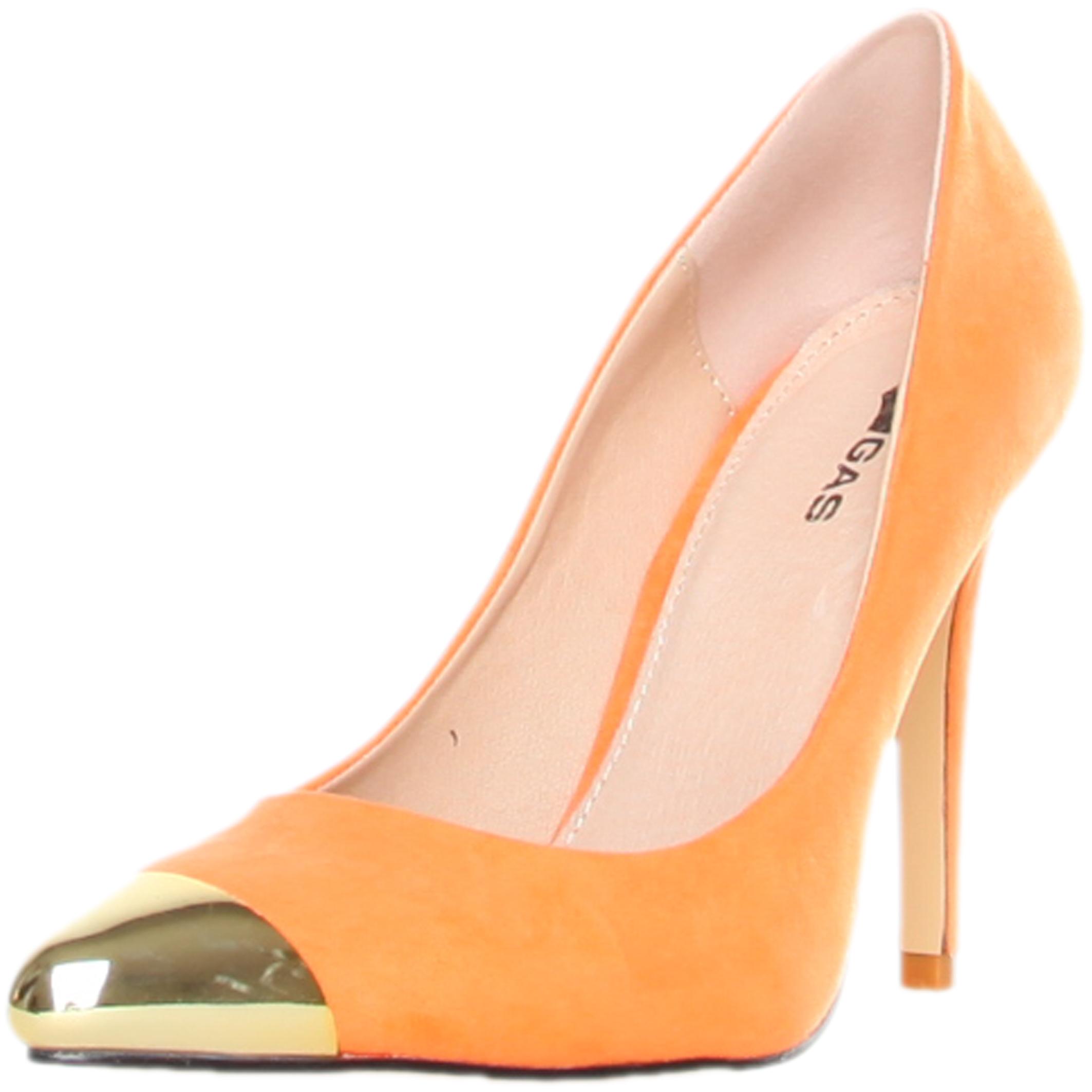 Gas Shoes Arancio Rf600202