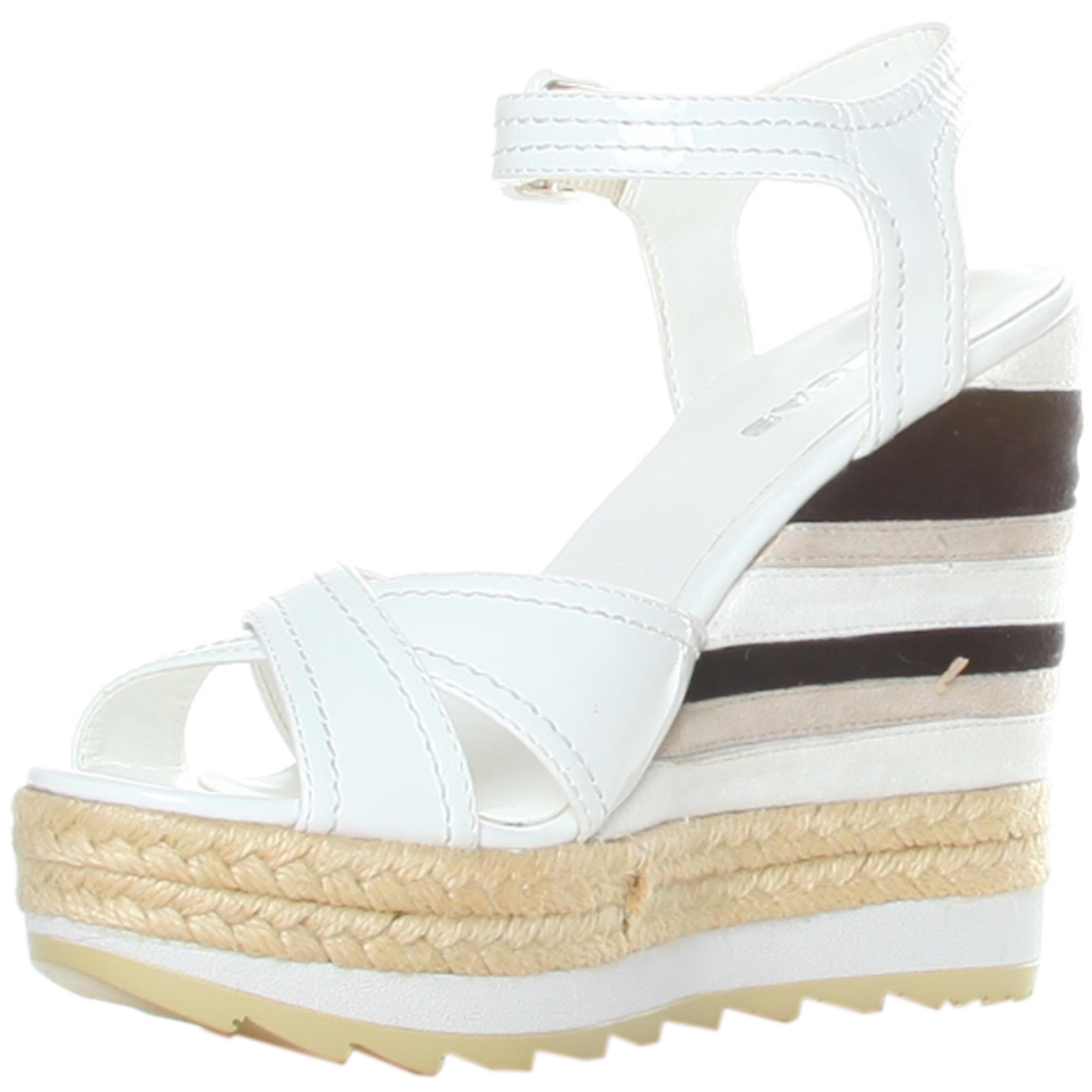 Gas Sandals Bianco Rf600204