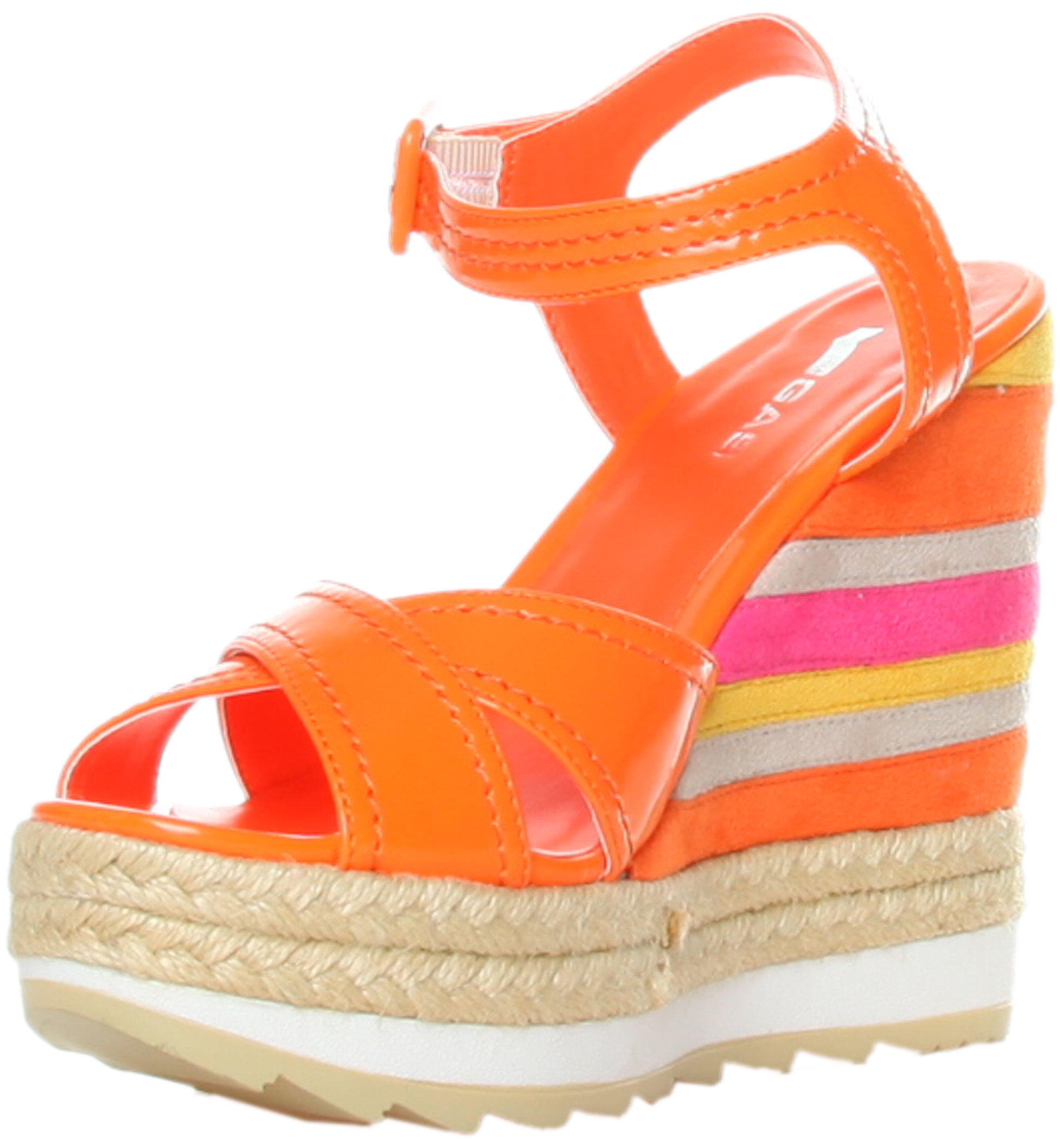 Gas Sandals Arancio Rf600204
