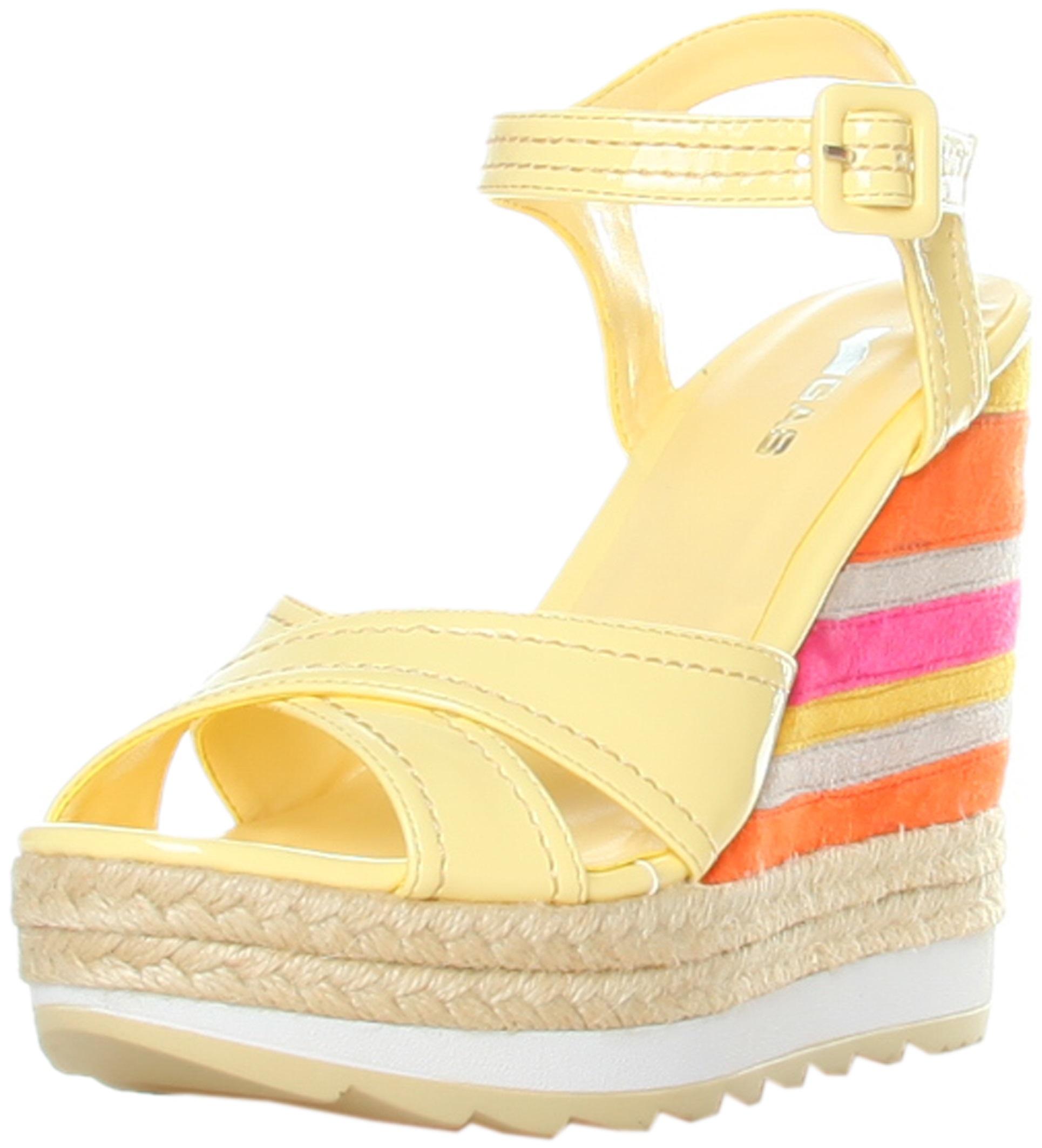 Gas Sandals Giallo Rf600204