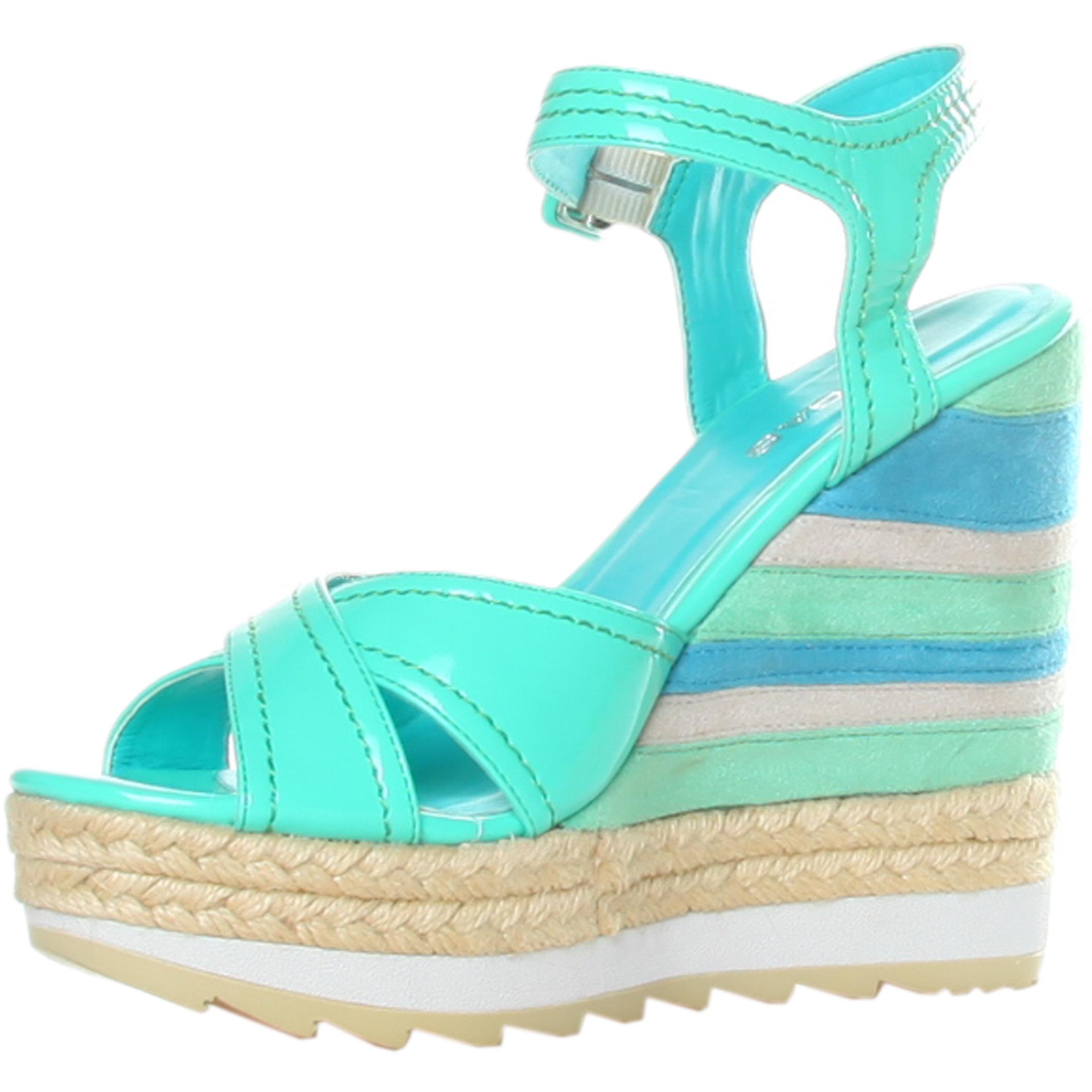Gas Sandals Verde Rf600204