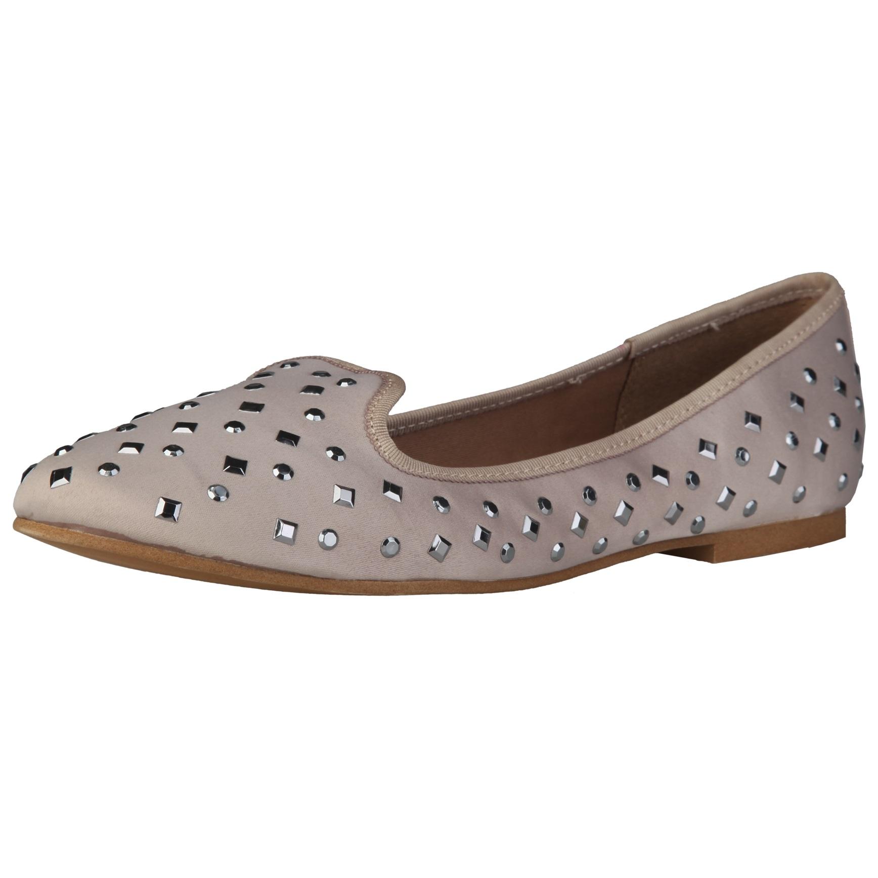 Sofia Loes Flat Shoes Beige Rf600351