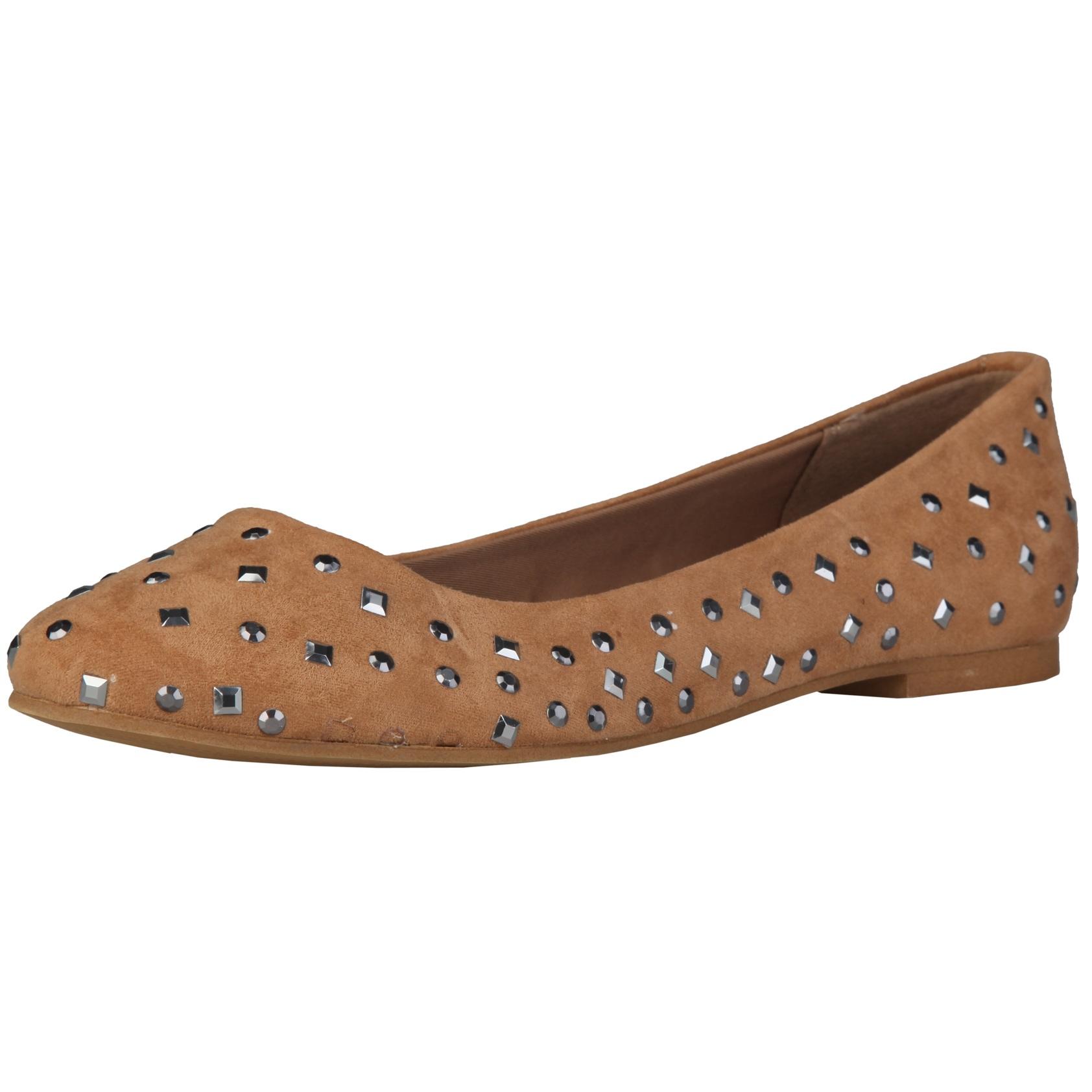 Sofia Loes Flat Shoes Cuoio Rf600151