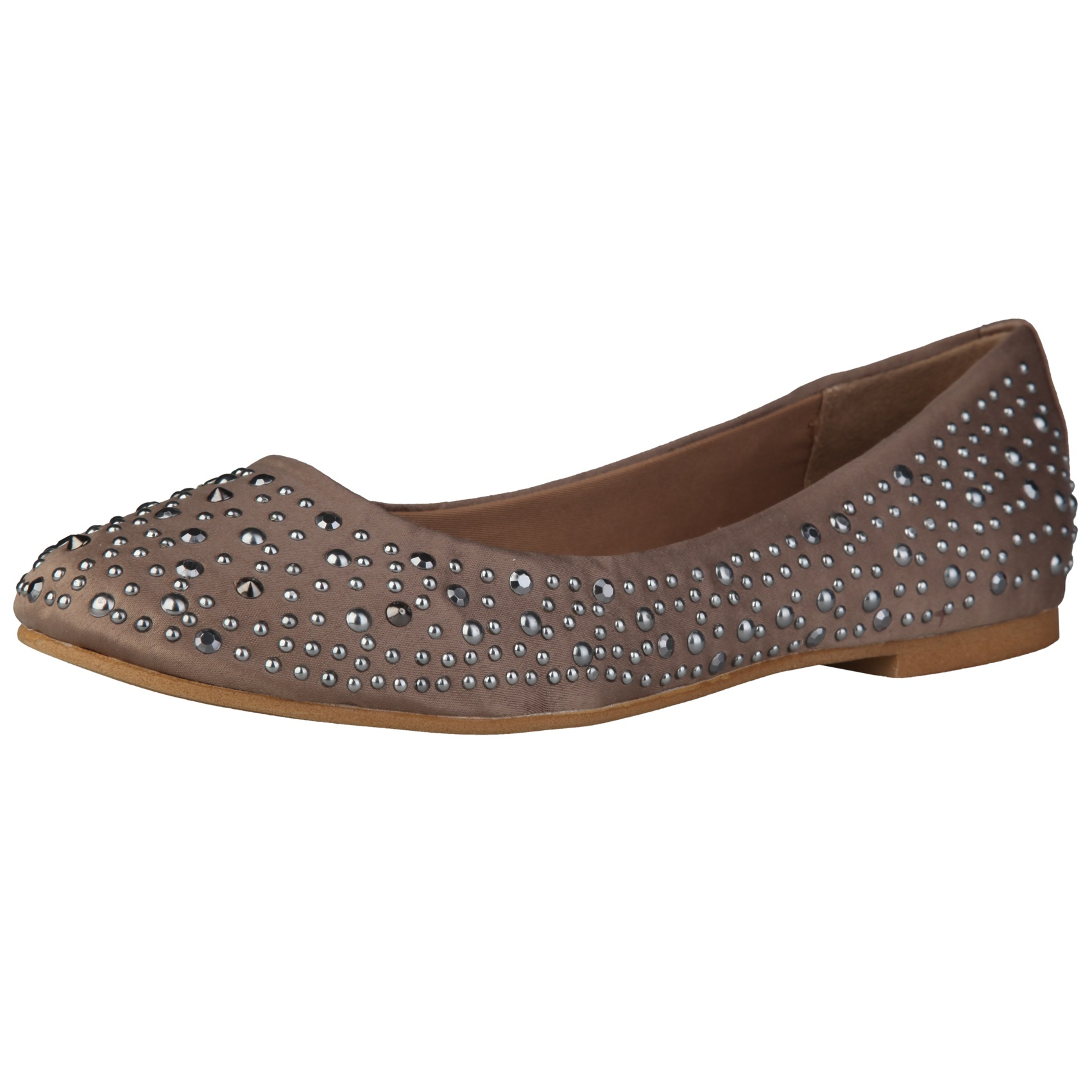 Sofia Loes Flat Shoes Sabbia Rf600153