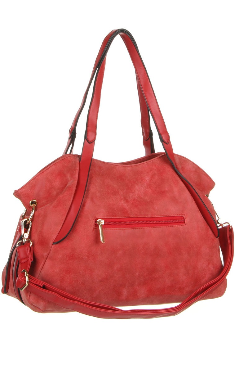Pleasures Bag Red Rf600418