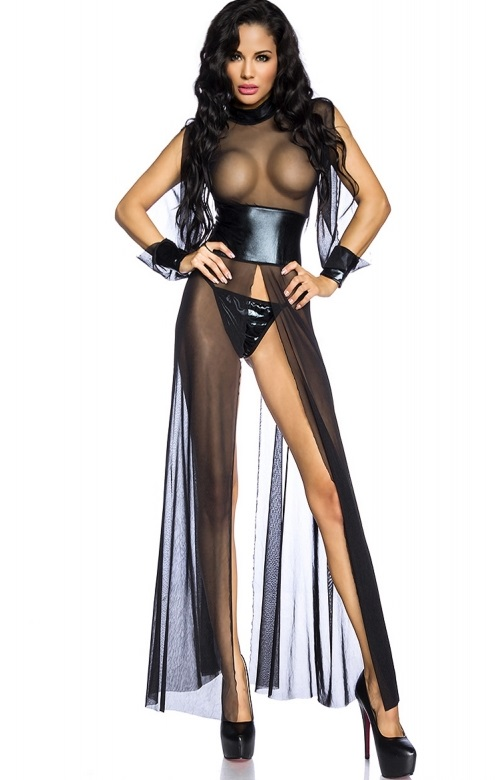 Vestido Bondage Sexy RF716855