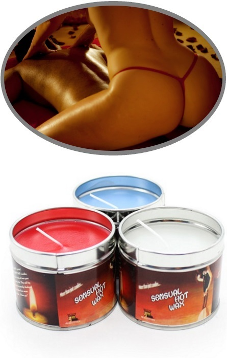 JouJou Massage Oil Citrus 120ml