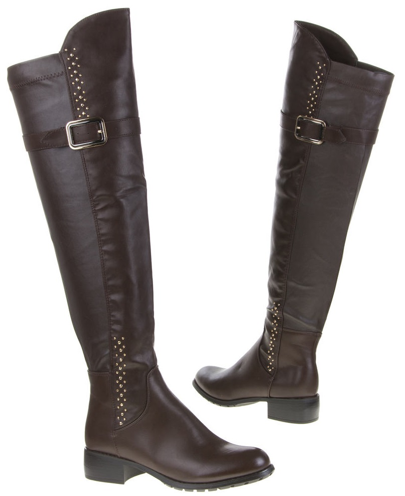 Pleasures Boots Brown