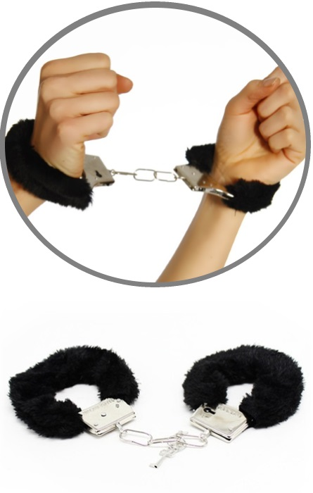 Fetish Fantasy Handcuffs and Ankle Cuff