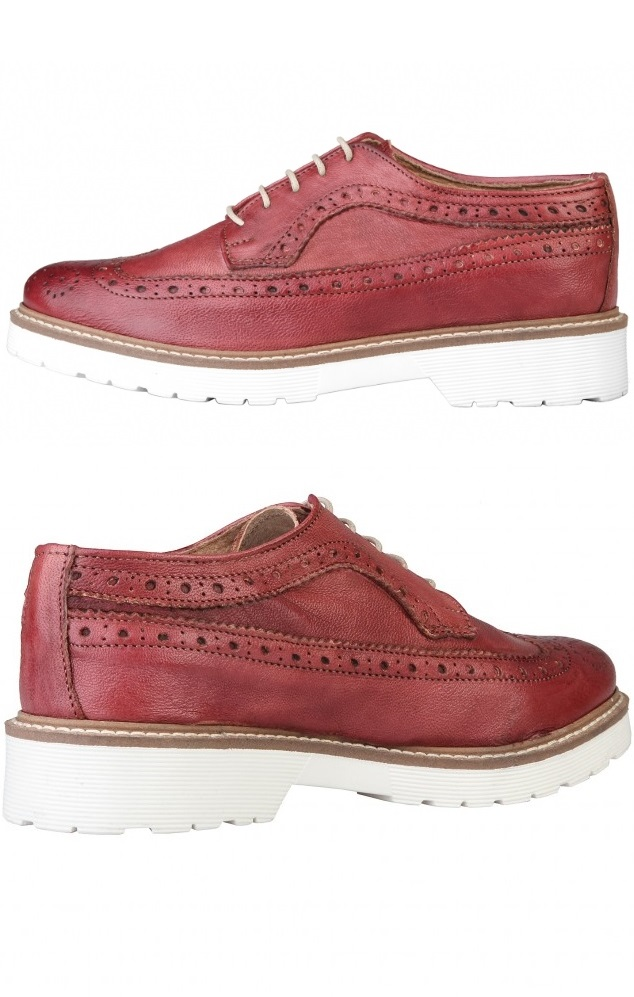 Ana Lublin Urban Shoes Beatriz Bordo Rf600176