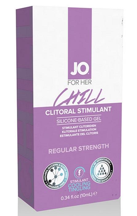 System JO Clitoral Gel Light