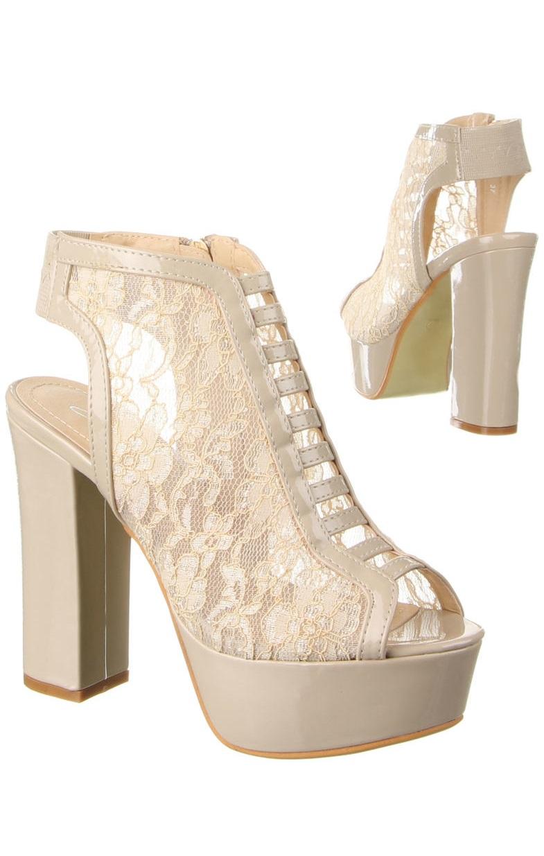 Pleasures Sandals Beige Rf600424