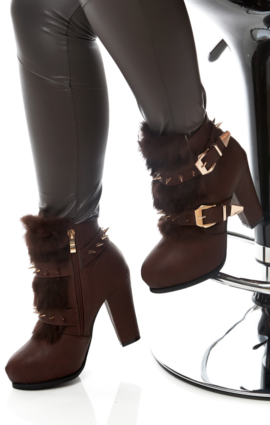 Pleasures Boots Brown Rf5102236
