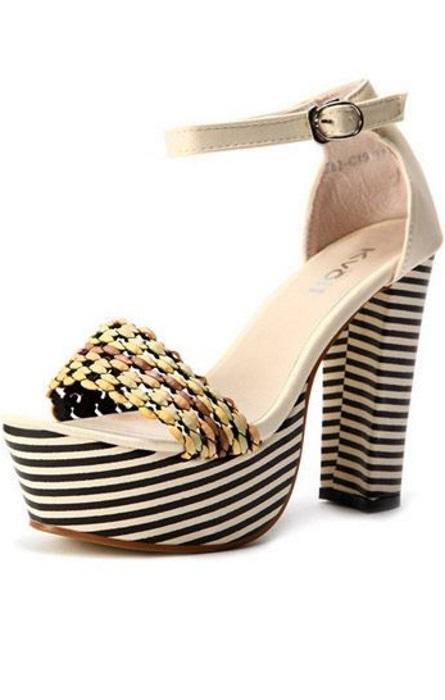 Kvoll sandals Beige 60470