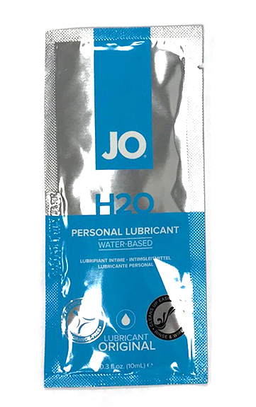 System JO Anal H2O Lubricant 135 ml