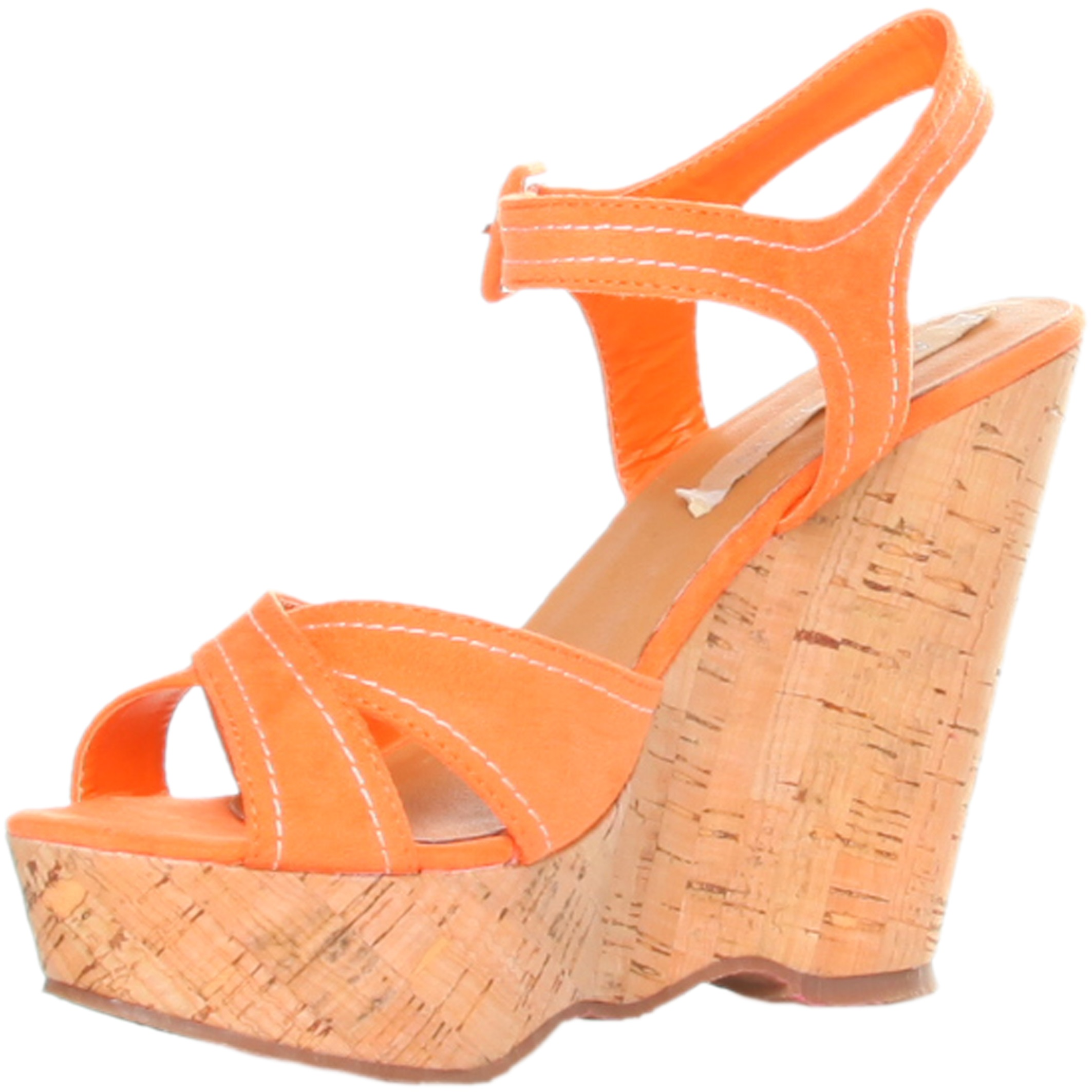 Ana Lublin Sandals Arancio Rf600349
