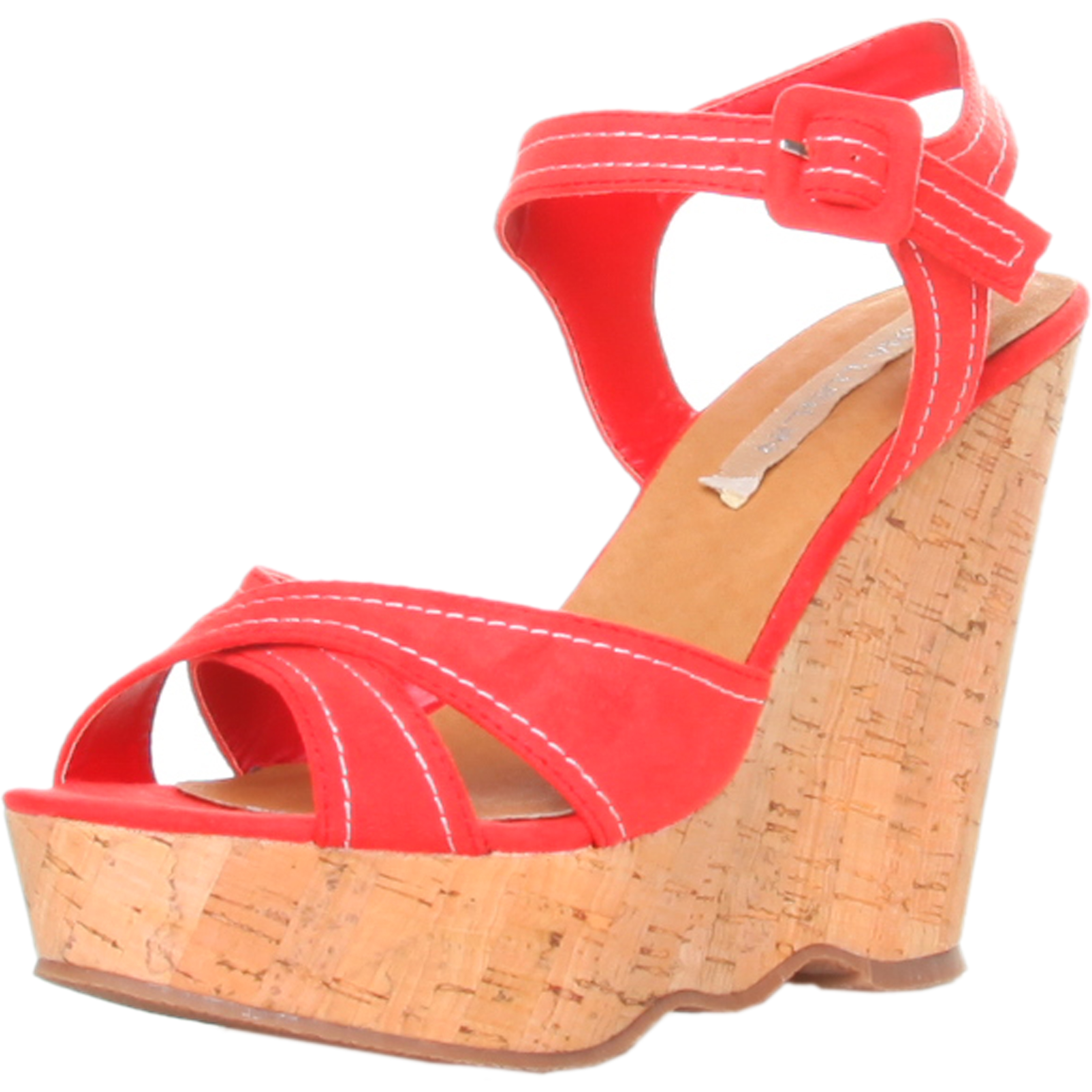 Ana Lublin Sandals Rosso Rf600349