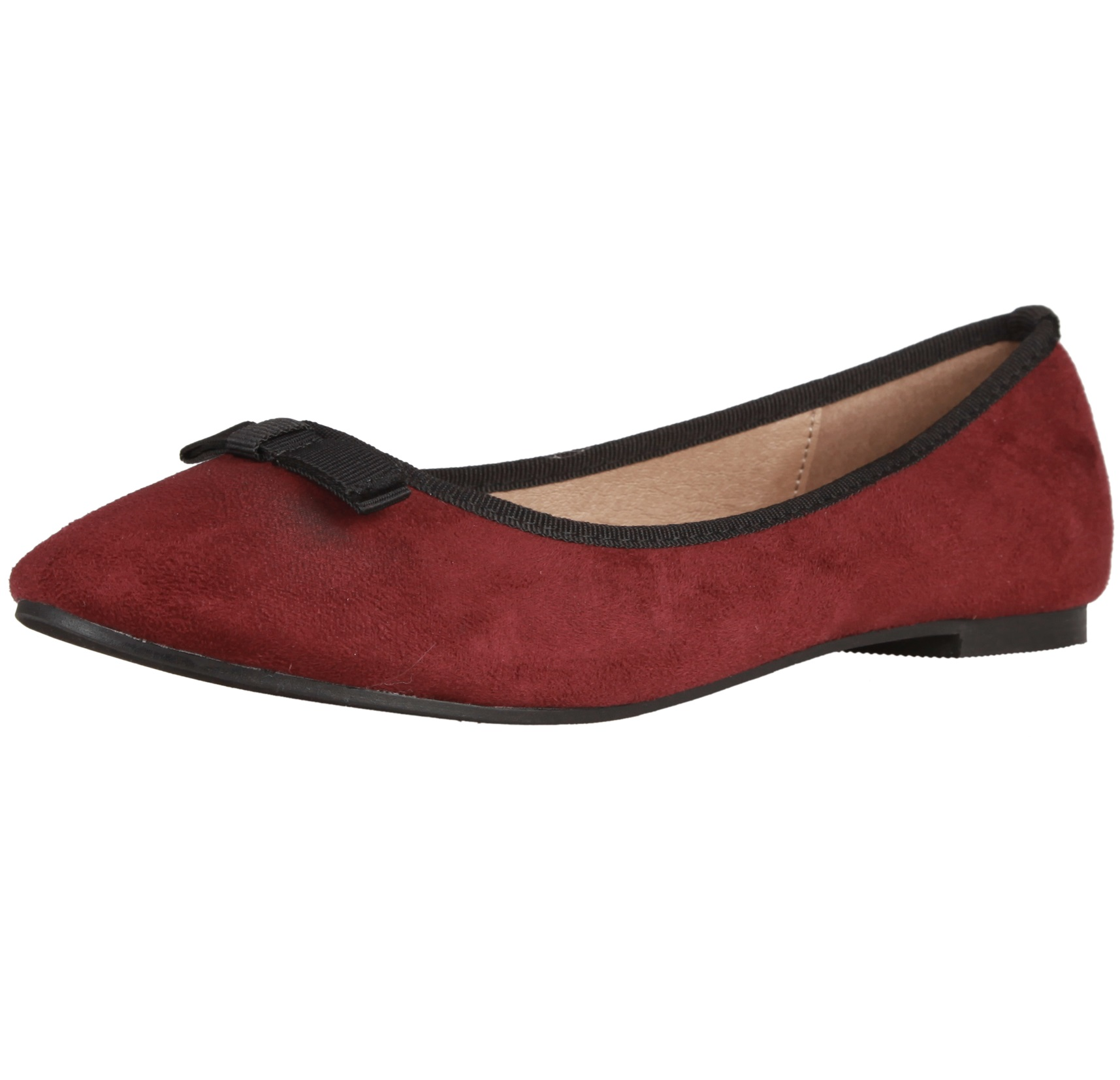 Ana Lublin Flat Shoes Lina Bordo Rf600183