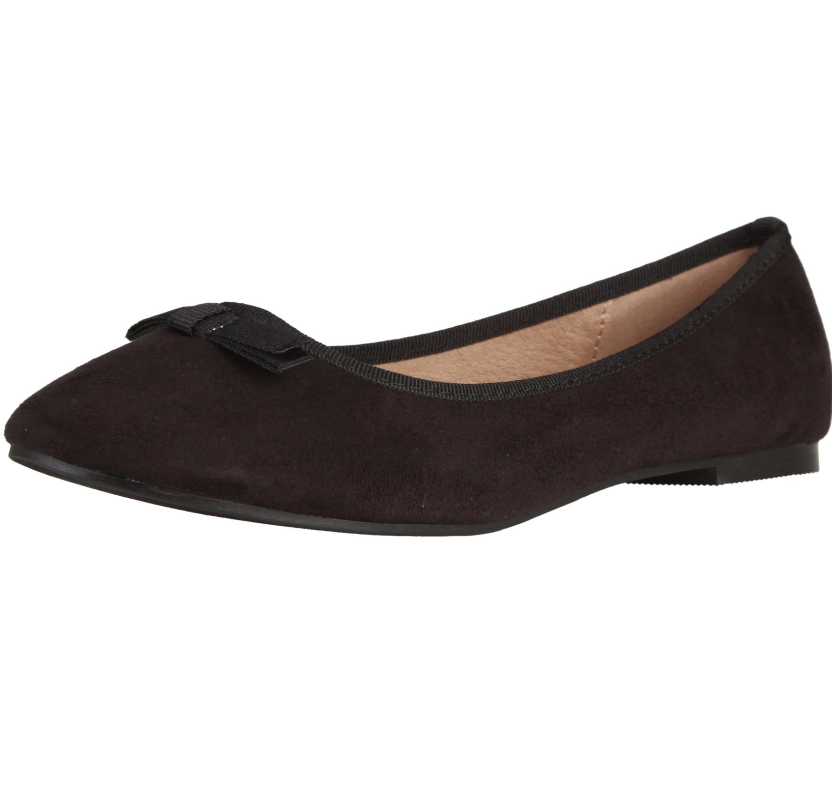 Ana Lublin Flat Shoes Lina Khaky Nero Rf600183
