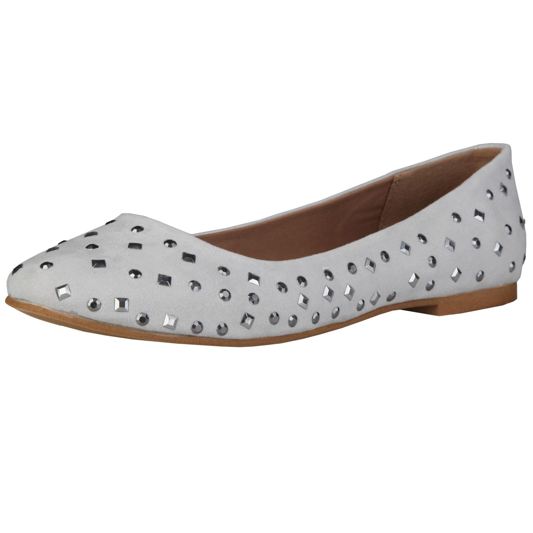 Sofia Loes Flat Shoes Ice Rf600151