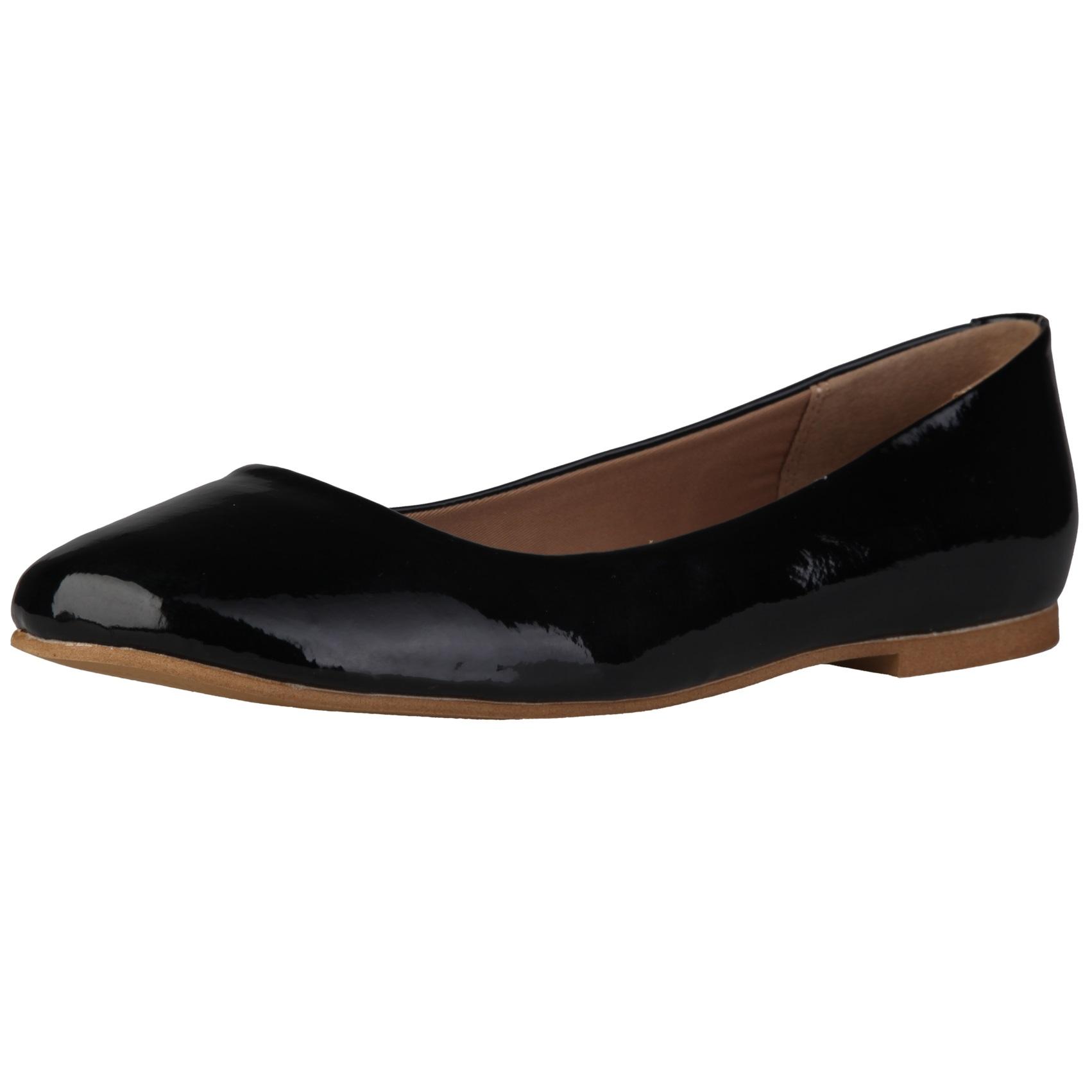 Sofia Loes Flat Shoes Black Rf600152