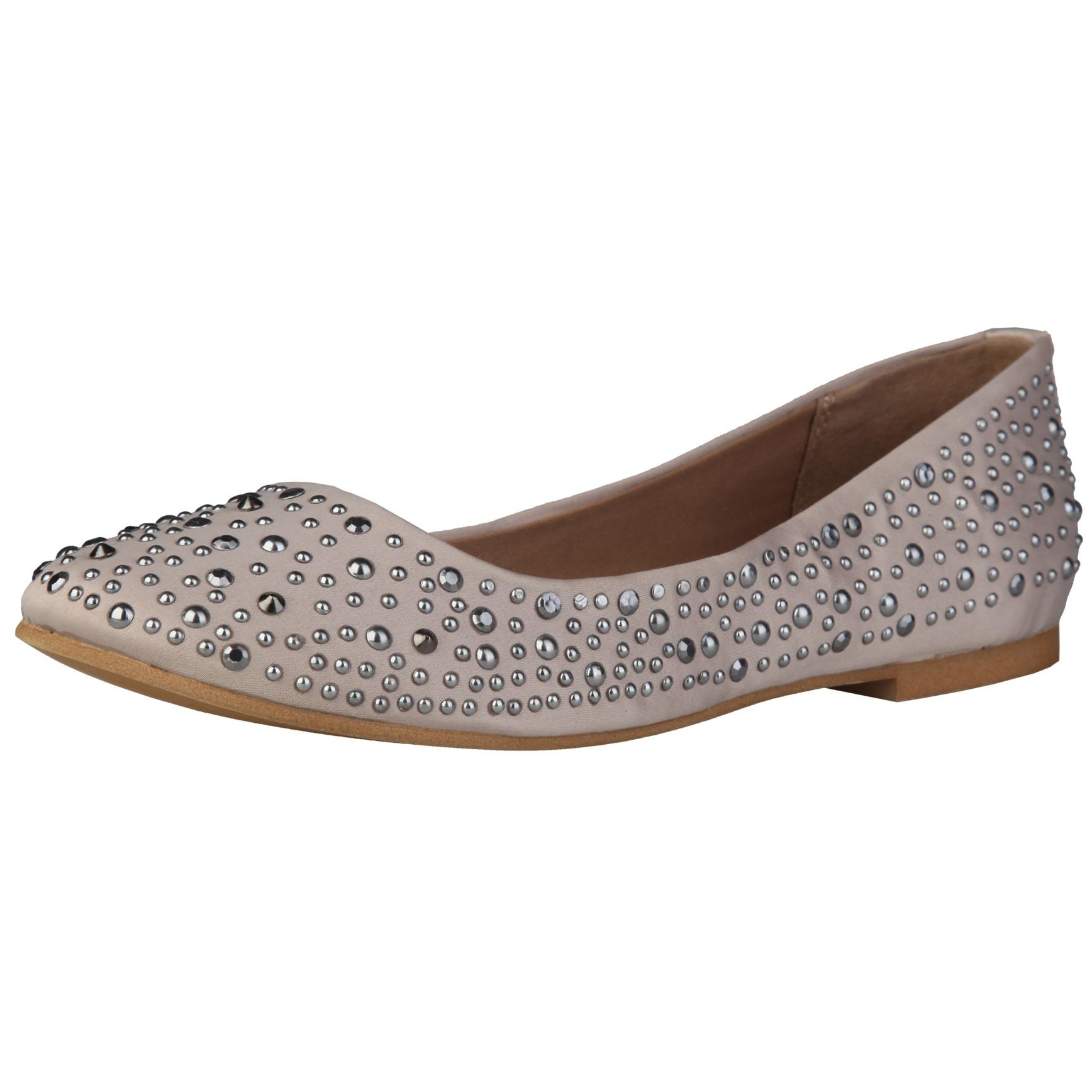 Sofia Loes Flat Shoes Beige Rf600153