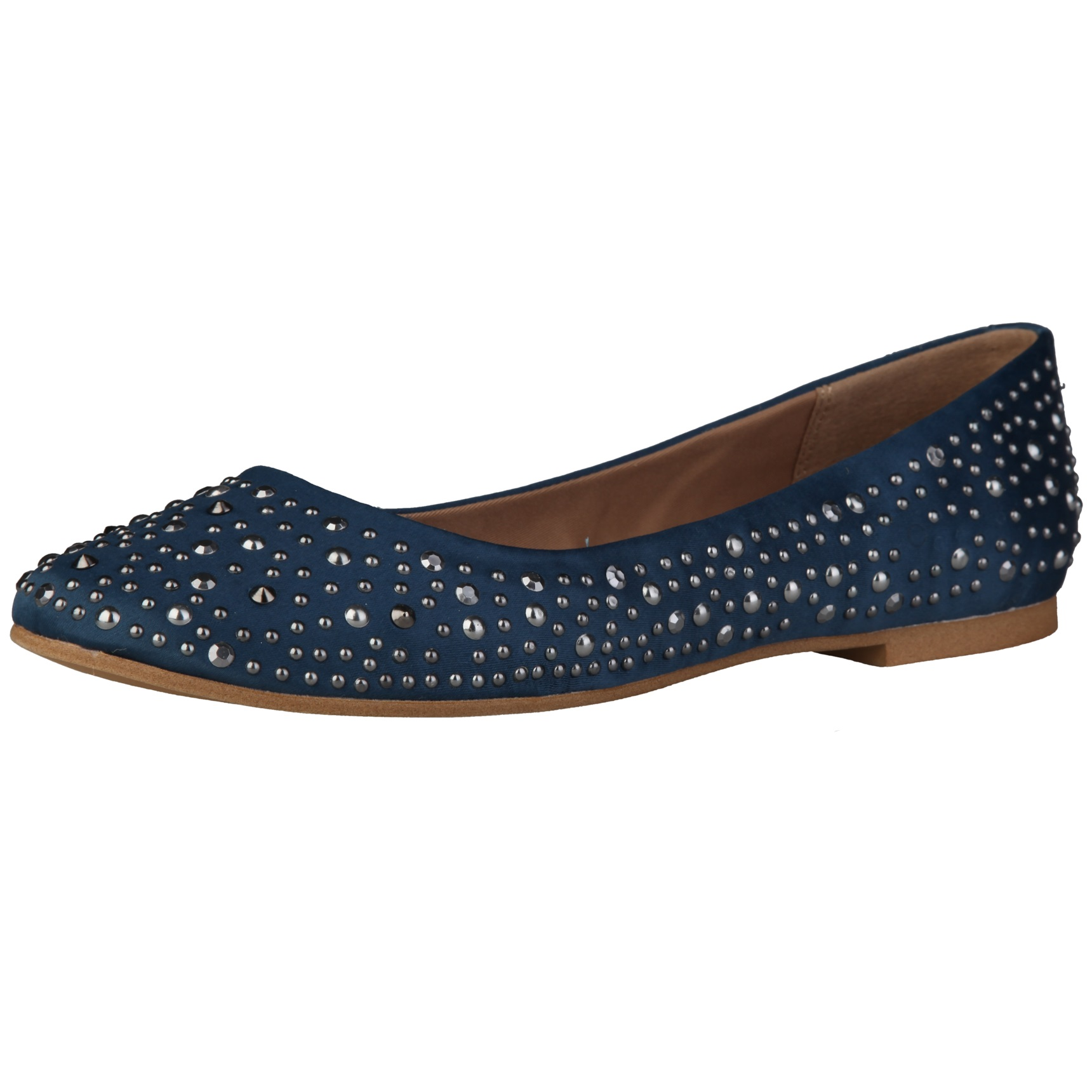 Sofia Loes Flat Shoes Navy Rf600153