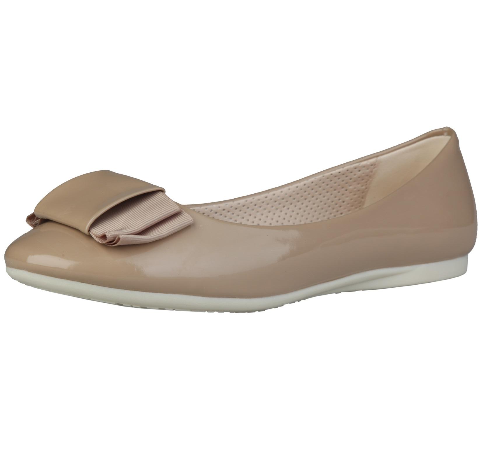 Sofia Loes Flat Shoes Fiocco Taupe Rf600154