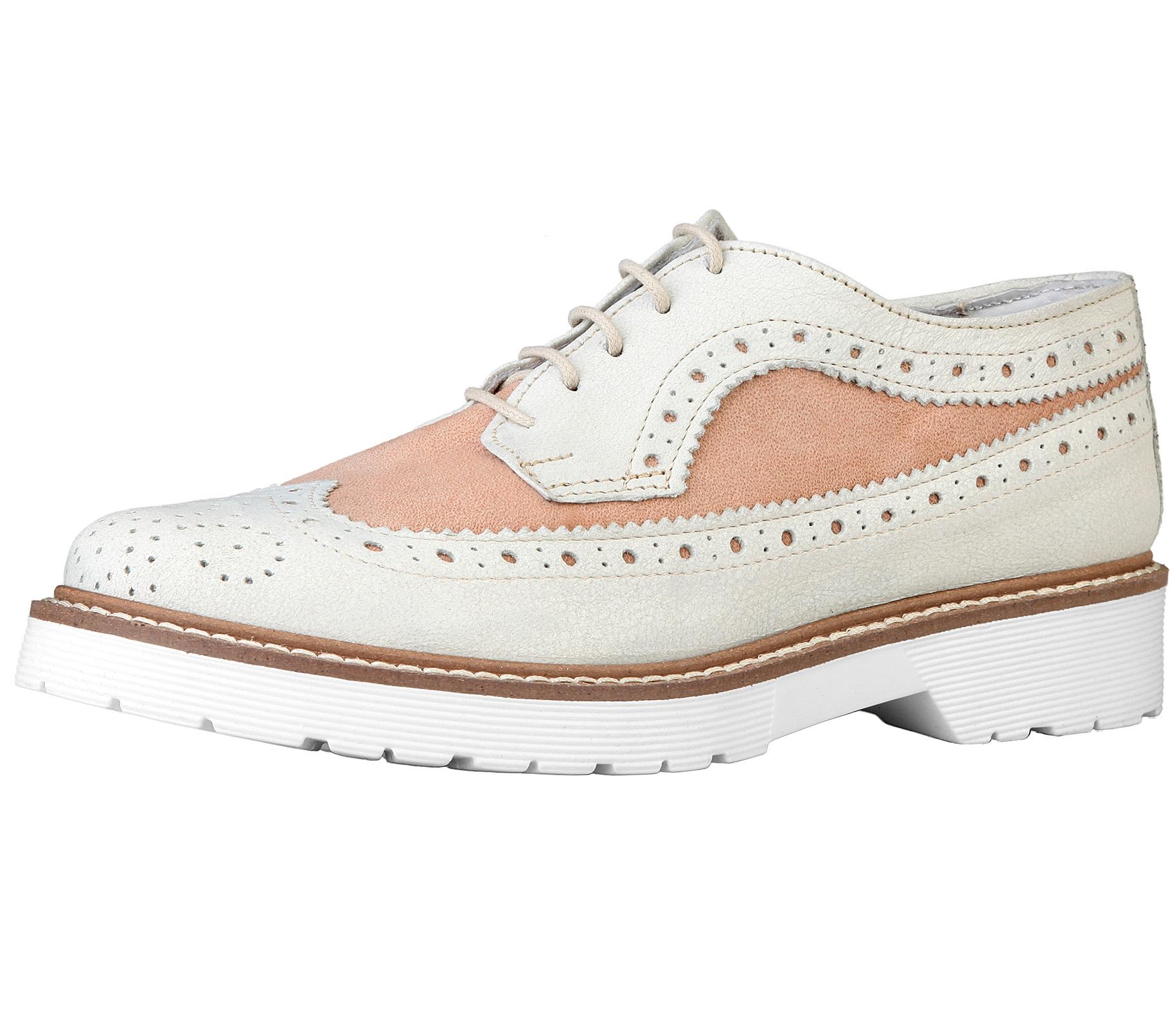 Ana Lublin Urban Shoes Fabiana Blue Rf600179