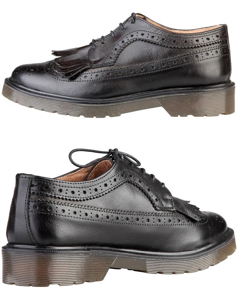 Ana Lublin Urban Shoes Sigrid Nero Rf600190