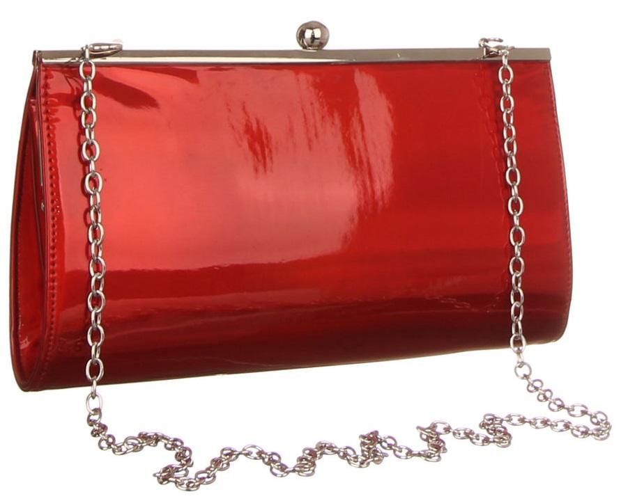 Pleasures Pochette Red