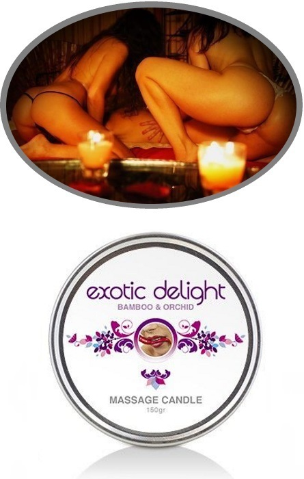 Cobeco Candle Exotic Delight