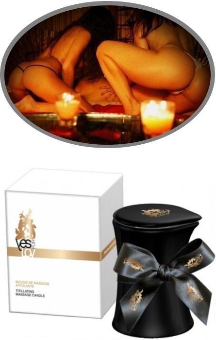 Swede Senze Massage Candle